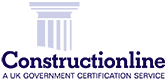 Accredited by Constructionline
