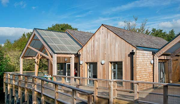 Structural Timber Awards - Education Building of the Year