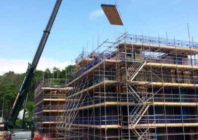 Ambleside, Keepmoat Construction - Roof Cassettes, SIPs, Timber Frame
