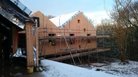 Mellor Primary School - MPS Construction - Roof Cassettes